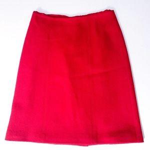 Vintage Pendleton Wool Pencil Skirt